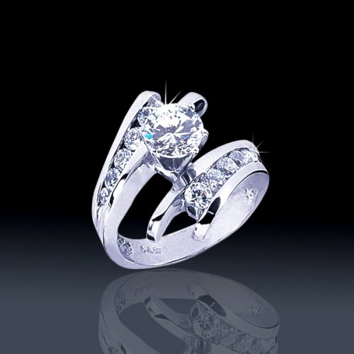 168 tcw Amazing Engagement Ring aenr1372 639000