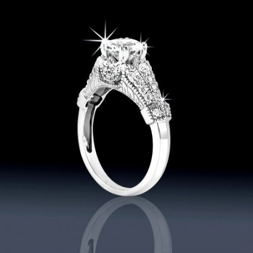 10 tcw amazing engagement ring - Amazing Wedding Rings