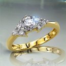 .70 tcw Classic Engagement Ring