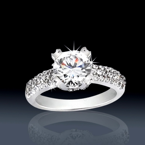 1.59 ctw Gorgeous Engagement Ring
